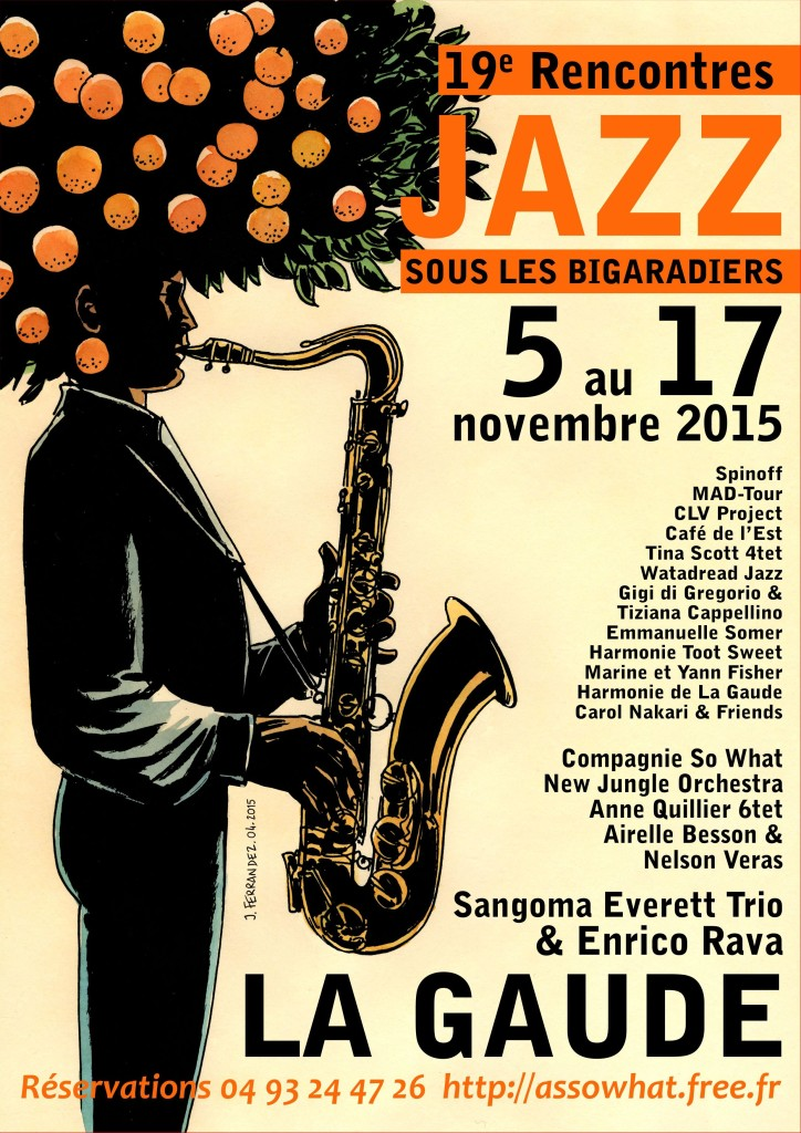Jazz Sous Les Bigaradiers